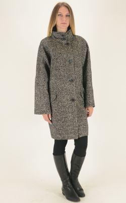 Пальто Simpatika серое