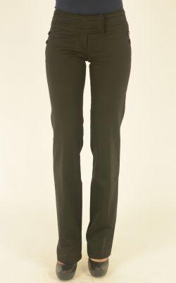 черные брюки Bovona классика