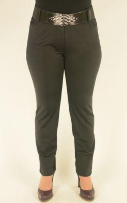 черные брюки Vivento спортивного стиля