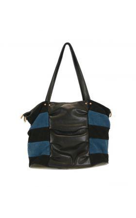 Стильная женская сумка Richard из замши, фото 2