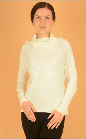 молочный свитер Felicita