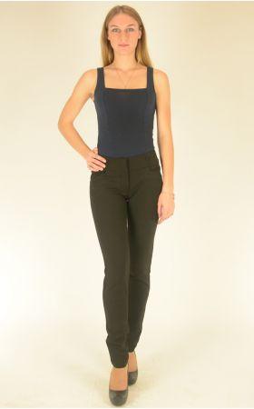 узкие брюки Bovona полной длины