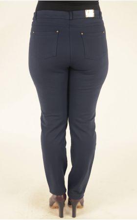 синие брюки большой размер