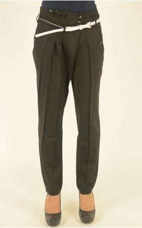 брюки черные Vangeliza