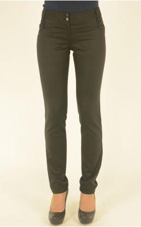 брюки узкие