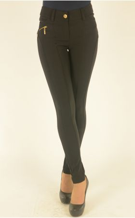 узкие брюки полной длины Lasagrada
