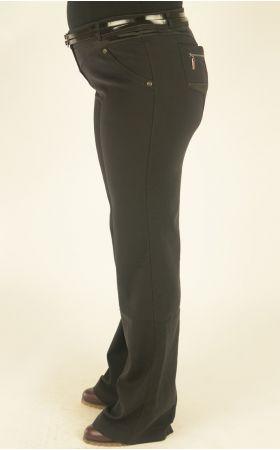 комбинированные брюки полной длины Lasagrada