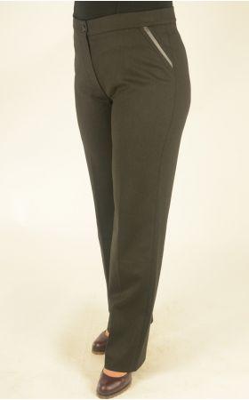 черные брюки большого размера Muray&Co
