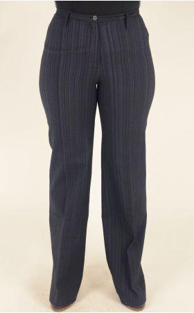 классические брюки Etol в полоску
