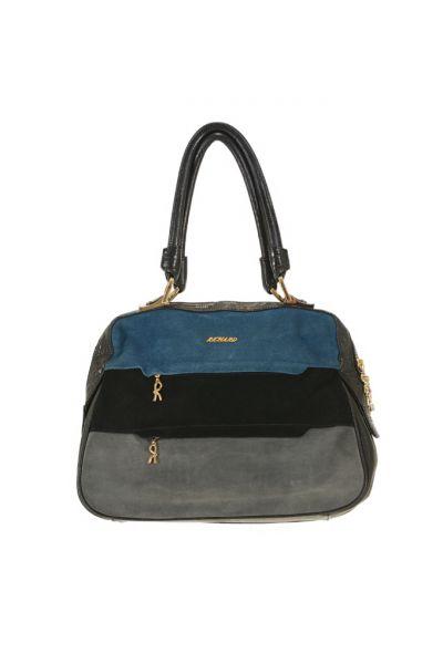 Стильная женская сумка Richard из замши, фото 1