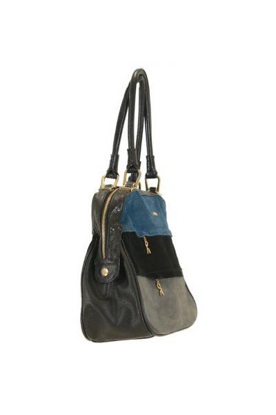 Стильная женская сумка Richard из замши, фото 3