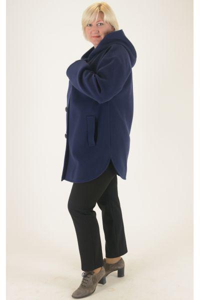 Пальто Simpatika синее