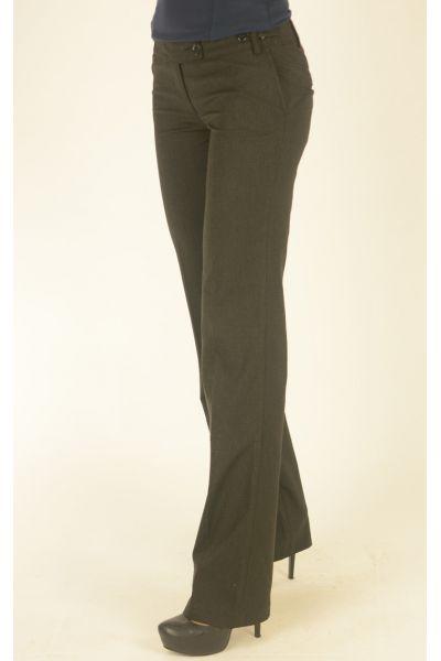 брюки полной длины