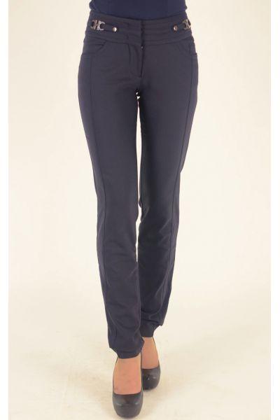 брюки Bovona с широким поясом
