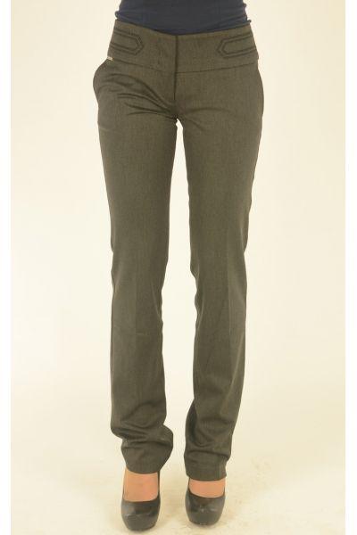 брюки цвета антрацит