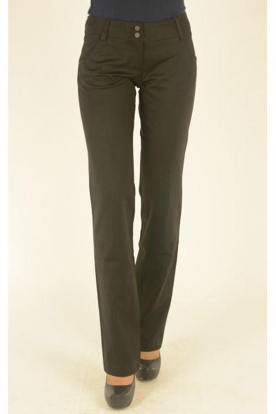 черные брюки Nadin полной длины