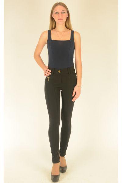 черные брюки-лосины Lasagrada