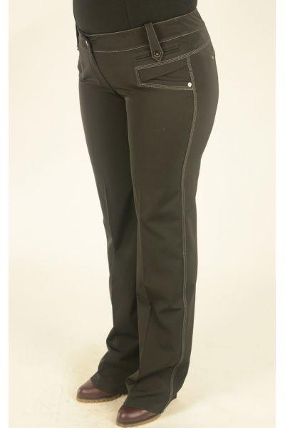 черные брюки большого размера Lasagrada