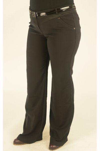 черные брюки большой размер Lasagrada