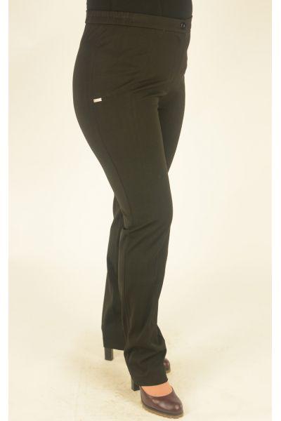 черные брюки из габардина Ardatex