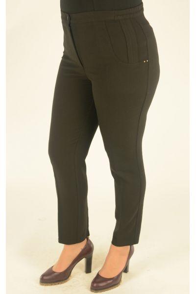 узкие короткие брюки высокая посадка