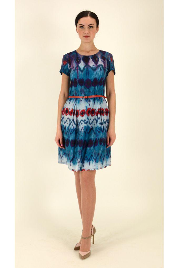 новинки летних платьев